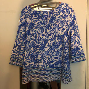 NWOT Lilly Pulitzer Waverly Top